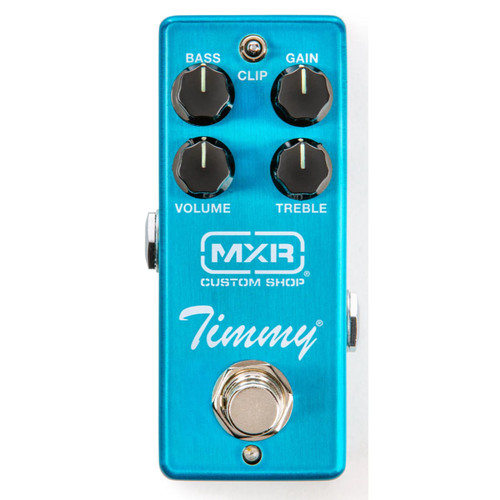 Dunlop MXR Custom Shop CSP027 Timmy Overdrive Effects Pedal (CSP027)