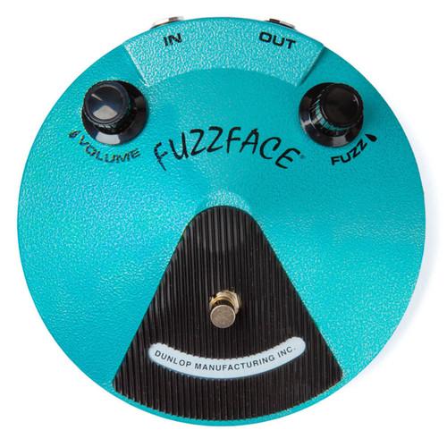 Dunlop JHF1 Jimi Hendrix Fuzz Face Distortion Effects Pedal (JHF1)