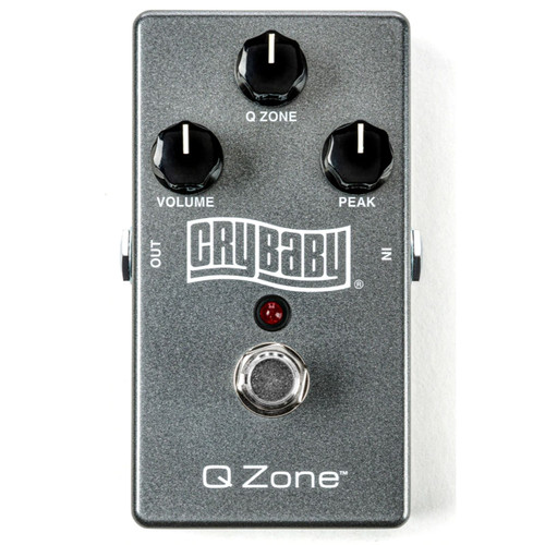 Dunlop QZ1 Cry Baby Q Zone Fixed Wah Effects Pedal (QZ1)
