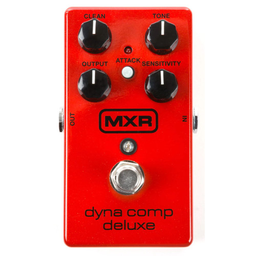 Dunlop MXR M228 Dyna Comp Deluxe Compressor Effects Pedal (MXR-M228)