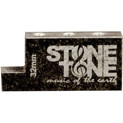 Floyd Rose 32mm Stone Tone L Shape Tremolo Sustain Block, FROSTBL32 (FROSTBL32)