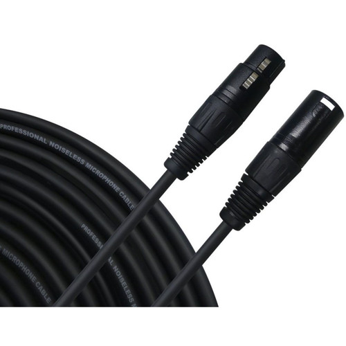 PowerWerks POW10M Pro Series 10 ft. Microphone Cable with XLR Connectors