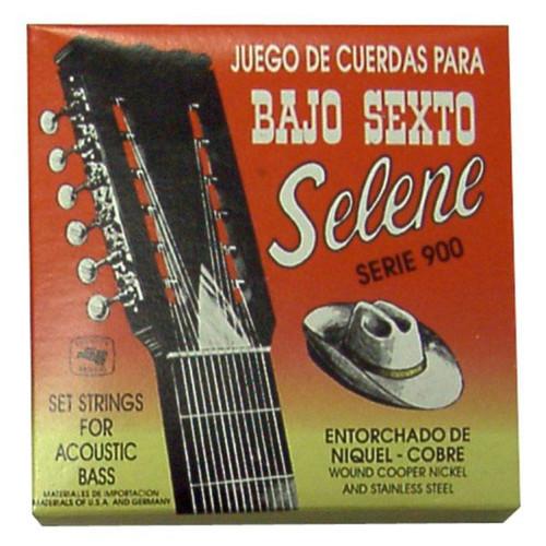 Paracho Elite BS900S 12-String Bajo Sexto Acoustic Guitar Strings (BS900S)