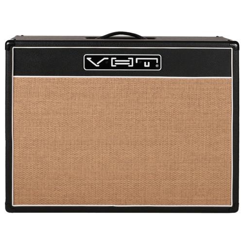 VHT AV-D-212E D-Series 2x12 Open-Back Empty Speaker Cabinet (AV-D-212E)
