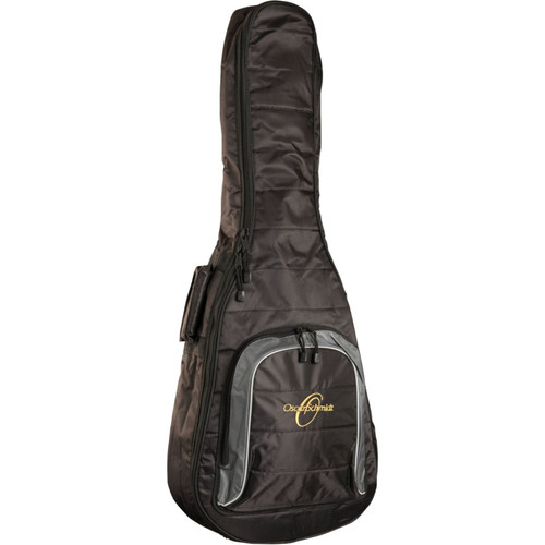 Oscar Schmidt OSGBD5 Dreadnought Acoustic Guitar Gig Bag, Black (OSGBD5)