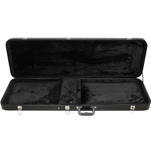 MBT Cases MBTEGCW1 Electric Guitar Hardshell Case, Black (MBTEGCW1)