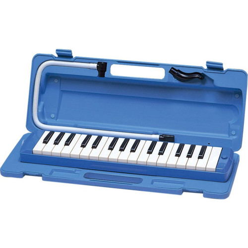 Yamaha 32-Key Pianica Wind Keyboard with Carrying Case, P32D (P32D)