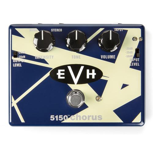 MXR EVH30 Eddie Van Halen 5150 Chorus Effects Pedal (EVH30)