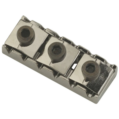 Floyd Rose FR1NR2BN 1000 Series/Special Locking Nut, R2, Black Nickel