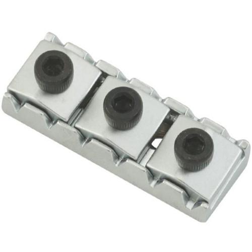 Floyd Rose FR1NR3SC 1000 Series/Special Locking Nut, R3, Satin Chrome (FR1NR3SC)
