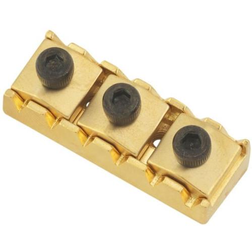 Floyd Rose FR1NR3SG 1000 Series/Special Locking Nut, R3, Satin Gold (FR1NR3SG)