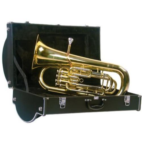 Palatino WI-825-EU European Bell Brass 4-Valve Euphonium, B-Flat (WI-825-EU)
