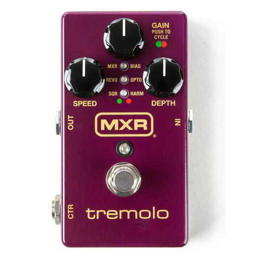 Dunlop MXR M305 Tremolo Effects Pedal (MXR-M305)