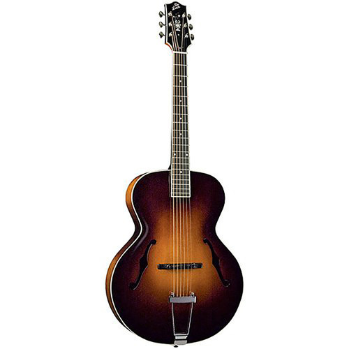 The Loar LH-700-VS Deluxe Hand-Carved Archtop Acoustic Guitar (LH-700-VS)