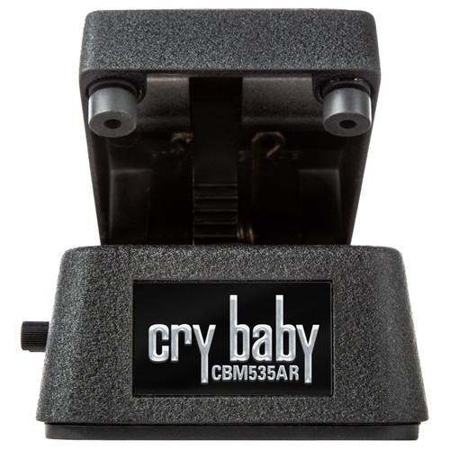 Dunlop CBM535AR Cry Baby Mini 535Q Auto-Return Wah Effects Pedal (CBM535AR)