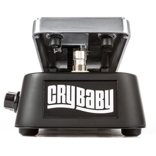 Dunlop GCB65 Cry Baby Custom Badass Dual-Inductor Wah Effects Pedal (GCB65)