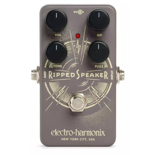 Electro-Harmonix Ripped Speaker Fuzz Effects Pedal (RIPPED SPEAKER)