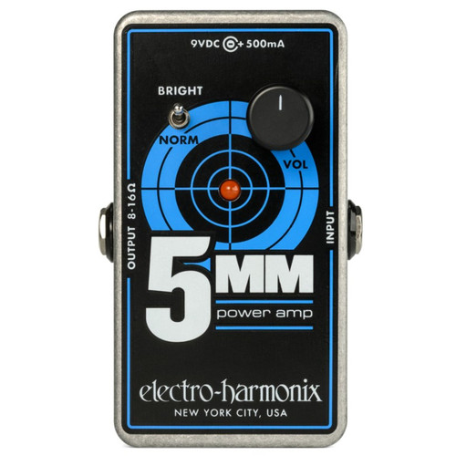 Electro-Harmonix 5MM Guitar Power Amplifier Pedal (5MM AMP)