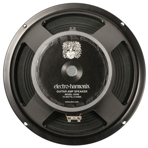 """Electro-Harmonix 12VR8 12"""" Guitar Amplifier Speaker, 75-Watt 8 Ohm (12VR8)"""