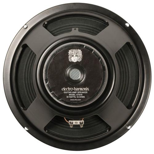"""Electro-Harmonix 12TS16 12"""" Guitar Amplifier Speaker, 30-Watt 16 Ohm (12TS16)"""