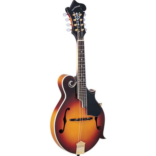 Oscar Schmidt OM40 F-Style Acoustic Mandolin, Tobacco Sunburst (OM40)
