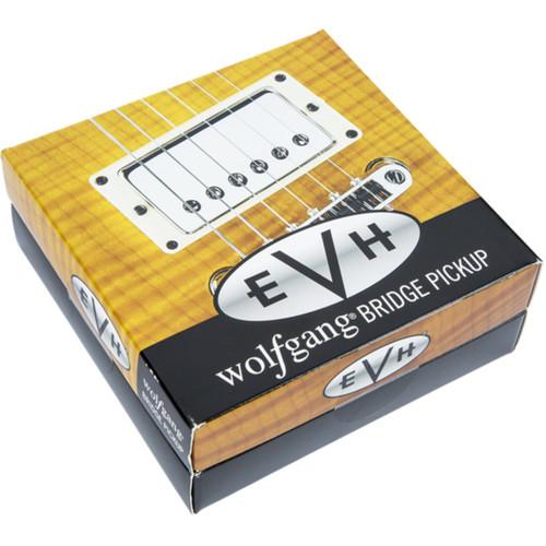 Eddie Van Halen EVH Wolfgang Bridge Humbucker Pickup, Chrome (022-2139-002)
