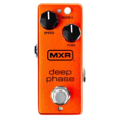 MXR M279 Deep Phase Guitar Effects Pedal (MXR-M279)