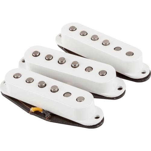 Fender Custom Shop Fat '50s Stratocaster Pickups, Set of 3, White (099-2113-000)