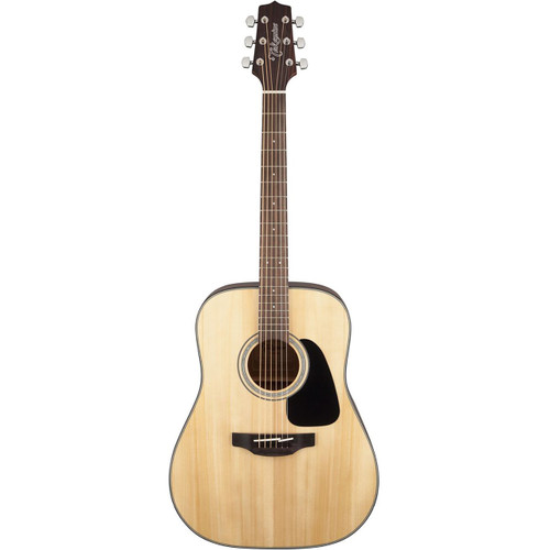 Takamine GD30-NAT Dreadnought Solid Spruce Top Acoustic Guitar, Natural