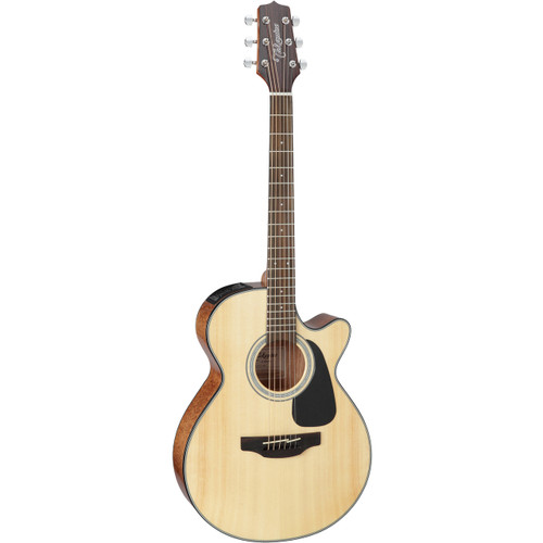 Takamine GF30CE-NAT FXC Cutaway Acoustic Electric Guitar, Natural