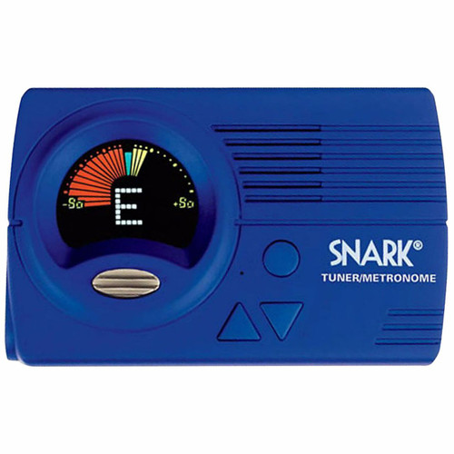 Snark SN-3 Guitar and Bass Chromatic Tuner and Metronome (SN3)