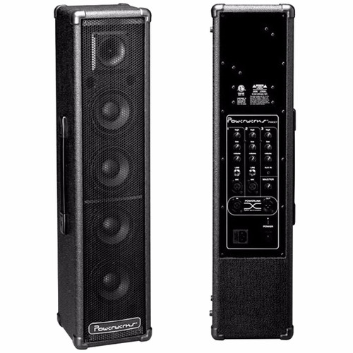 Powerwerks PW100T 100 Watt Self-Contained Personal PA System with Powerlink (PW100T)