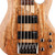 ESP LTD B-205SM 5-String Electric Bass Guitar, Spalted Maple (LB205SMNS)