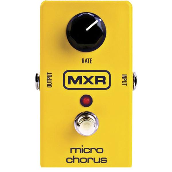 MXR M148 Micro Chorus Guitar Effects Pedal (M148)