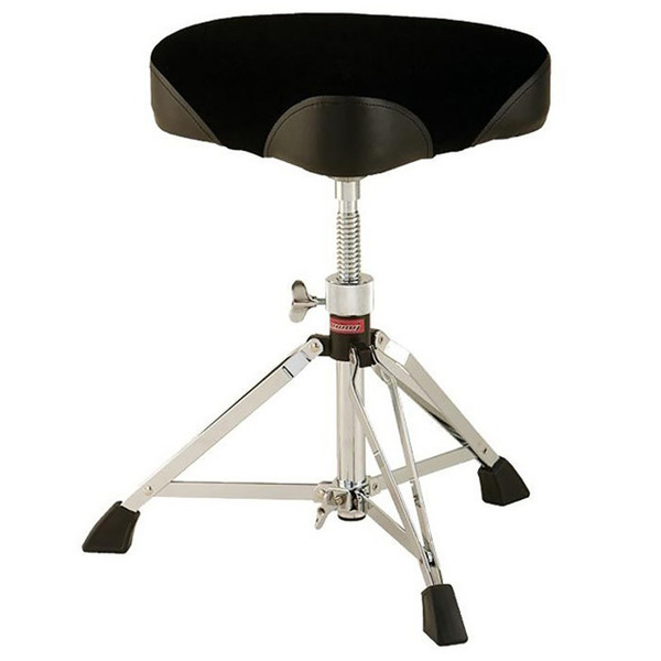Ludwig L349TH Saddle Style Double Braced Drum Throne