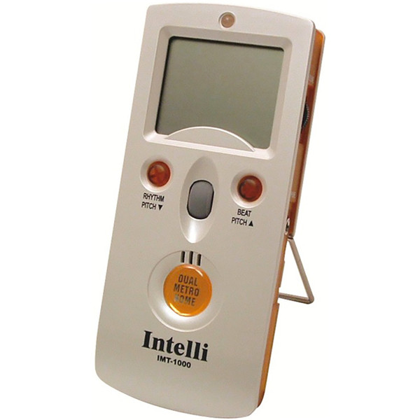 Intelli IMT-1000 Digital Metronome with Pitch Generator (IMT1000)