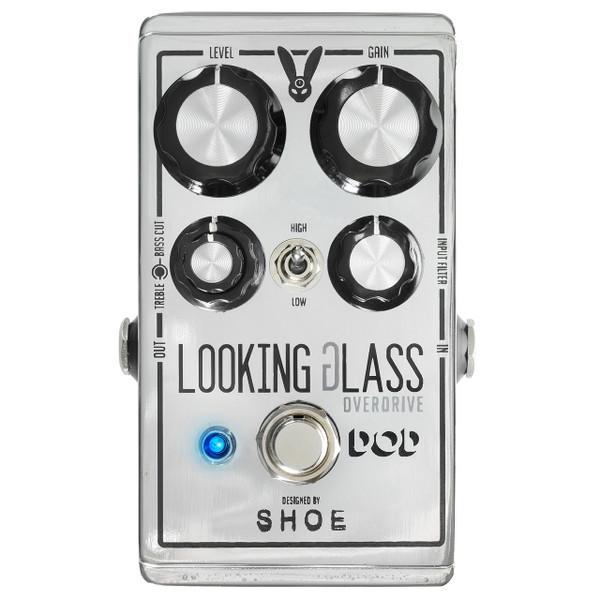 DigiTech DOD Looking Glass Boost/OD Overdrive Guitar Effects Pedal, DOD-LOOKINGGLASS
