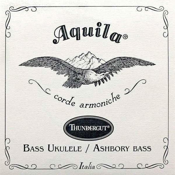 Aquila 68U Thundergut Bass Ukulele Strings - 4 String Set