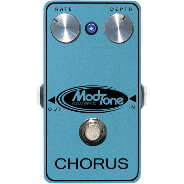 ModTone MT-CHR Blue Sparkle Classic Chorus Effects Pedal
