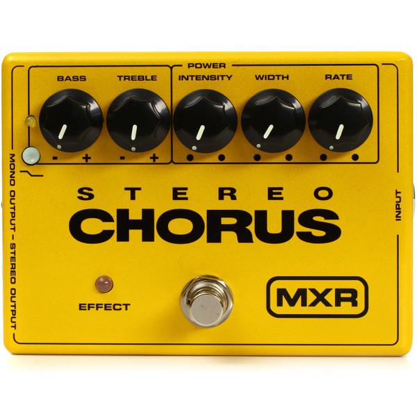 Dunlop MXR M134 Stereo Chorus Guitar Effects Pedal