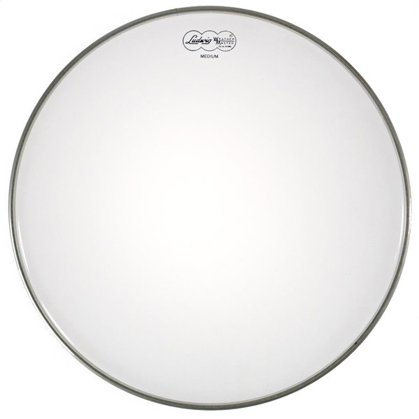 """Ludwig LW3314 Weather Master Coated 14"""" Medium Weight Batter Drum Head"""