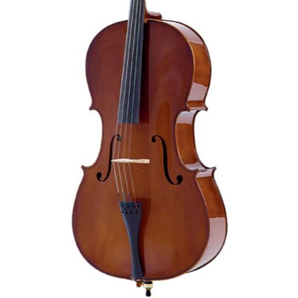 Palatino VC-150-1/2 Antonius Student Cello Outfit, 1/2 Size
