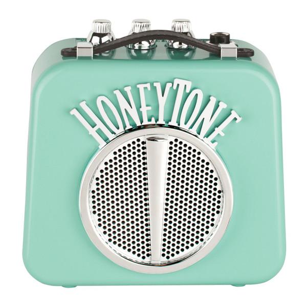 Danelectro HoneyTone  N-10 Mini Guitar Amplifier, Aqua