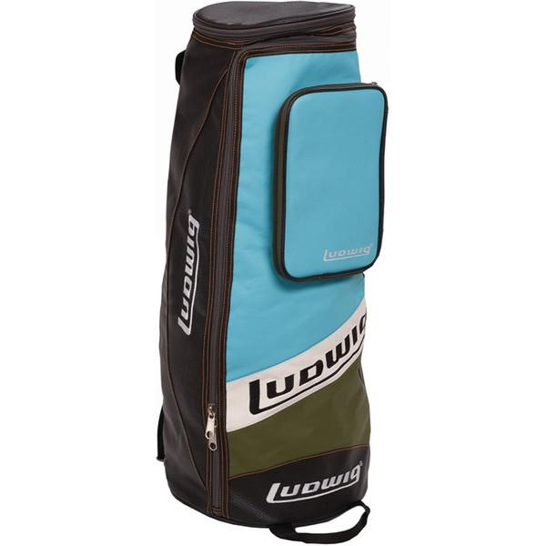 "Ludwig LX25BO Atlas Classic Heirloom Hardware Bag, 28"" (LX25BO)"