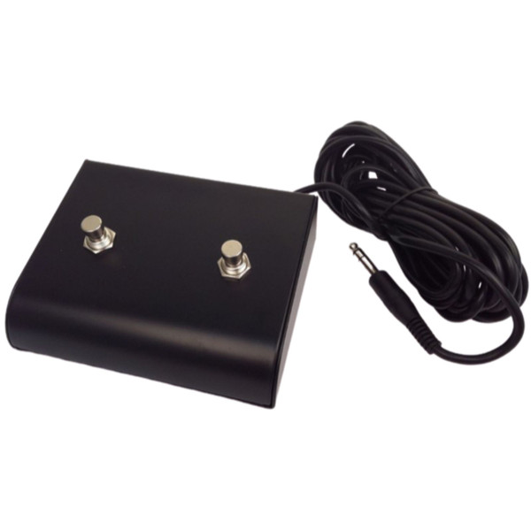 "Electro-Harmonix SWFTDB Marshall Style 2-Button Footswitch, 1/4"" Stereo Plug (SWFTDB)"