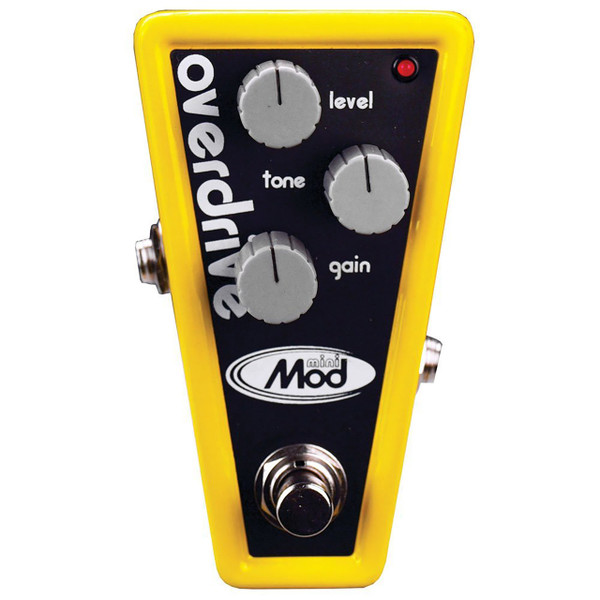 ModTone MTM-OD Mini-Mod Overdrive Guitar Effects Pedal