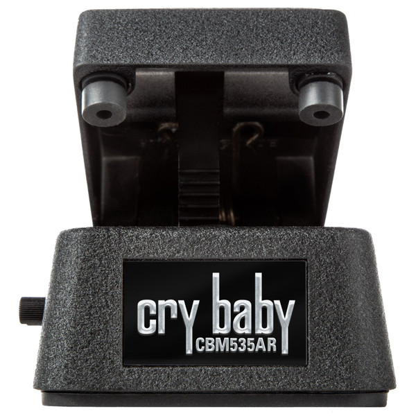 Dunlop CBM535AR Cry Baby Mini 535Q Auto-Return Wah Effects Pedal (CBM535AR)