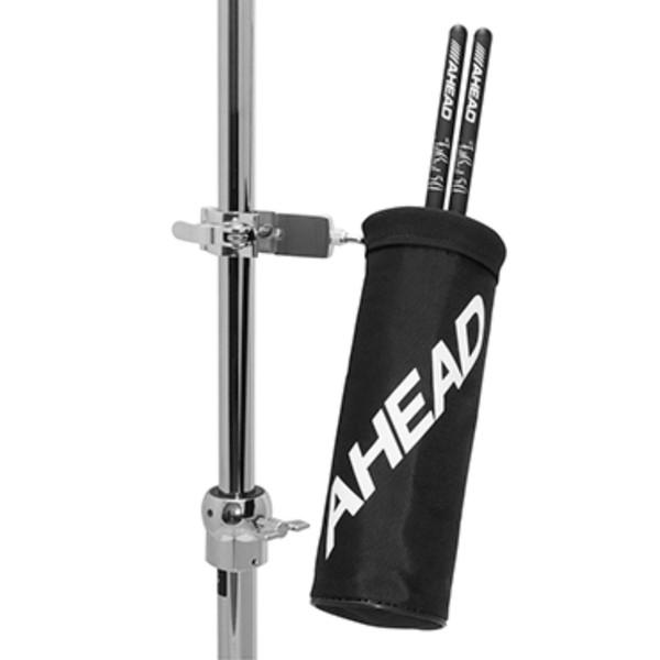 Ahead AHSH Compact Drumstick Holder, Black Nylon (AH-AHSH)