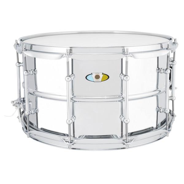"Ludwig LU0814SL Supralite 8"" x 14"" Steel Snare Drum (LU0814SL)"