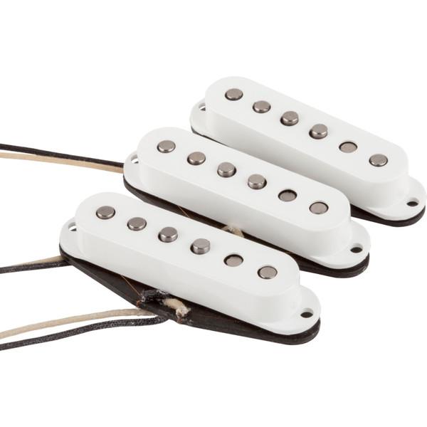 Fender Custom Shop '54 Stratocaster Pickups, Set of 3, White (099-2112-000)